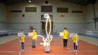 گزارش تصویری از افتتاحیه بیستمین دوره مسابقات والیبال جام وهمن